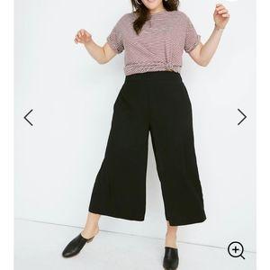 Madewell Huston Crop Pants
